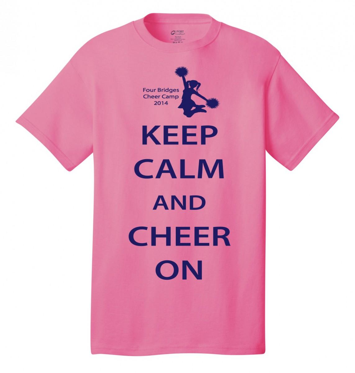custom cheer shirt